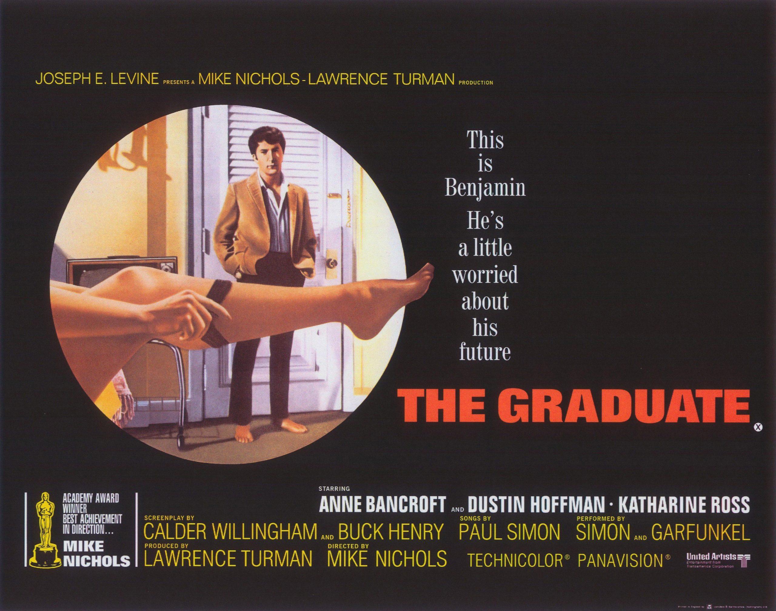 The original Graduate poster