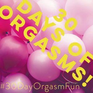 30 days of orgasm fun